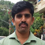 Chandrashekhar Office Supervisor