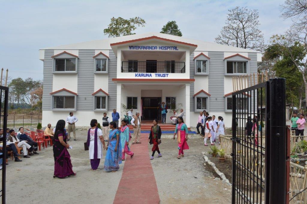 Secondary Health Care - Karuna Trust
