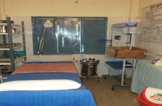 6. Labour room