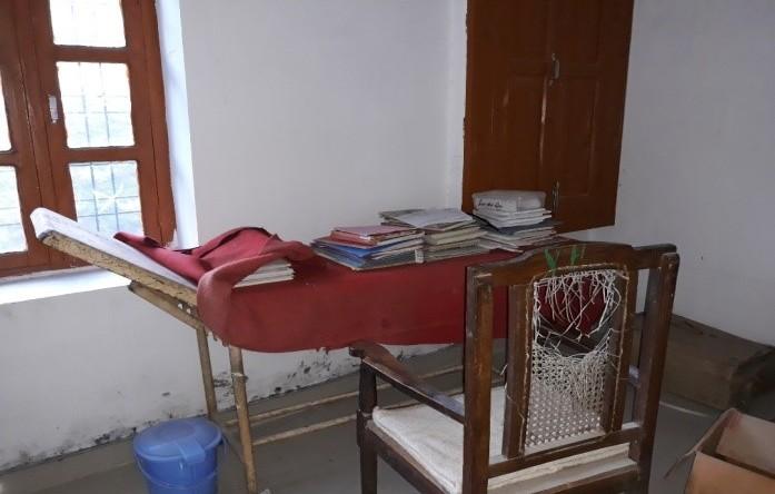 Khati before